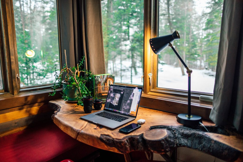 arredare un ufficio in casa