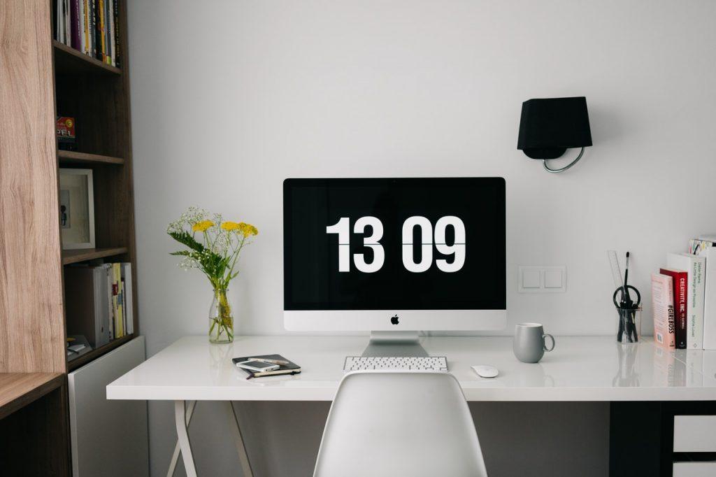 ufficio da casa