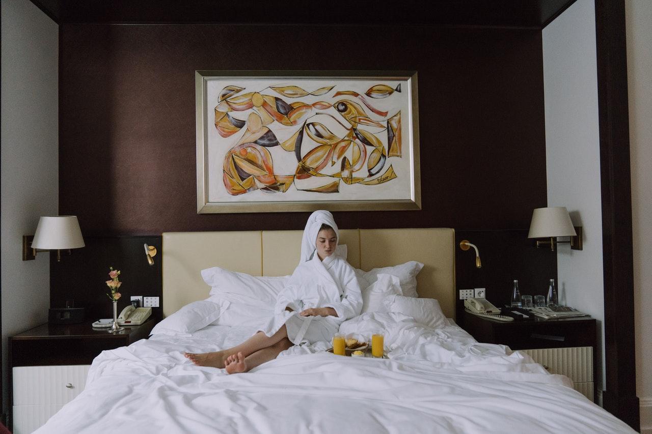 arredare un bed and breakfast